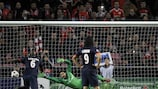 Jesus downcast after Benfica dream is dashed