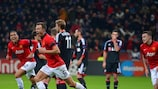 Rooney and United enjoy 'perfect' performance