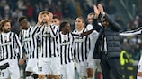 Conte wants more from improving Juventus