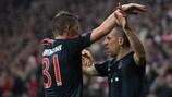 Vrba in awe of 'best in world' Bayern