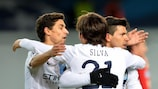 Pellegrini: City on course for knockout stage