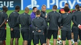 Roberto Mancini will be hoping to guide Galatasaray to their first win in Group B