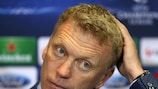 United's Moyes savouring Leverkusen test