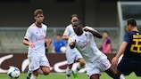 Mario Balotelli and Milan were frustrated by Verona on Saturday