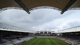 The Stade de Gerland is where Real Sociedad played their last European fixture in 2004