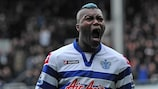 Krasnodar is the next port of call for French striker Djibril Cissé