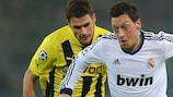 Fiducia Dortmund contro il Real Madrid
