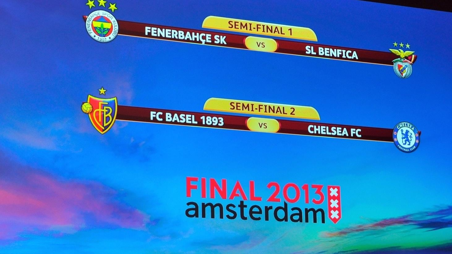 basel up against chelsea fenerbahce face benfica uefa europa league uefa com uefa europa league