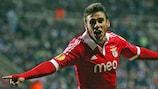 Jittery Benfica rebuff Newcastle comeback