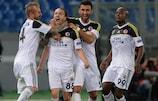 Fenerbahçe hold off Lazio to book semi date