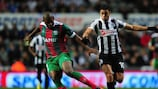 Newcastle drew with Portuguese opposition, Marítimo, twice in the group stage