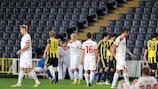 Fenerbahçe pair praise brave Plzeň