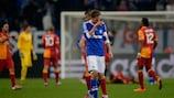 Frustración en el Schalke