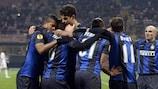 Inter struggle to celebrate CFR victory