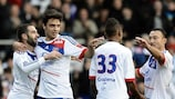 Lyon out to protect unbeaten run