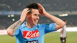 Marek Hamšík has been rewarded for his impressive form with a one-year contract extension