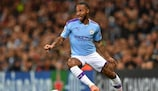 Manchester City's Raheem Sterling scored 46 points in the group stage