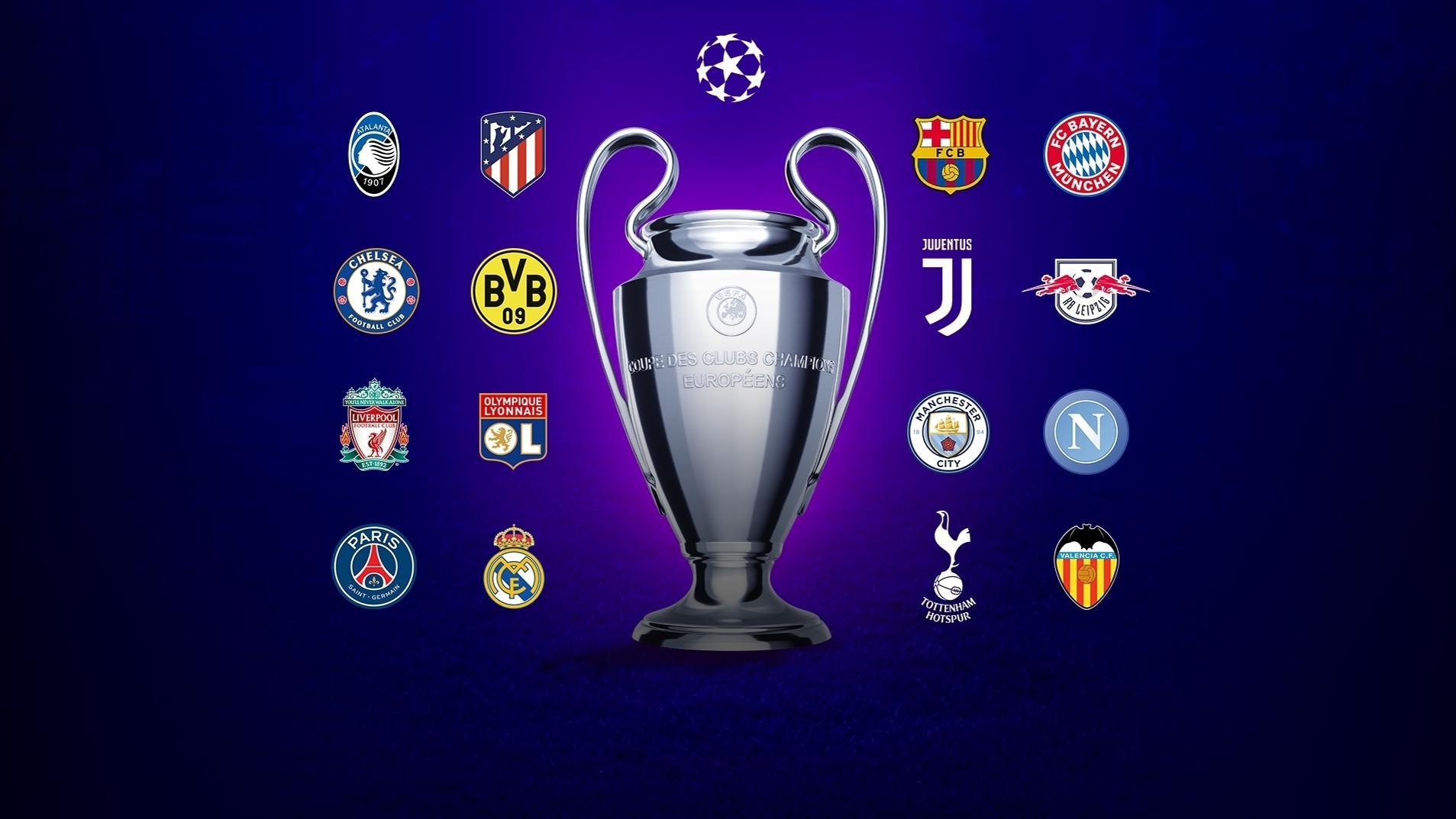 Футбол. лига чемпионов уефа. финал. боруссия германия бавария германия
