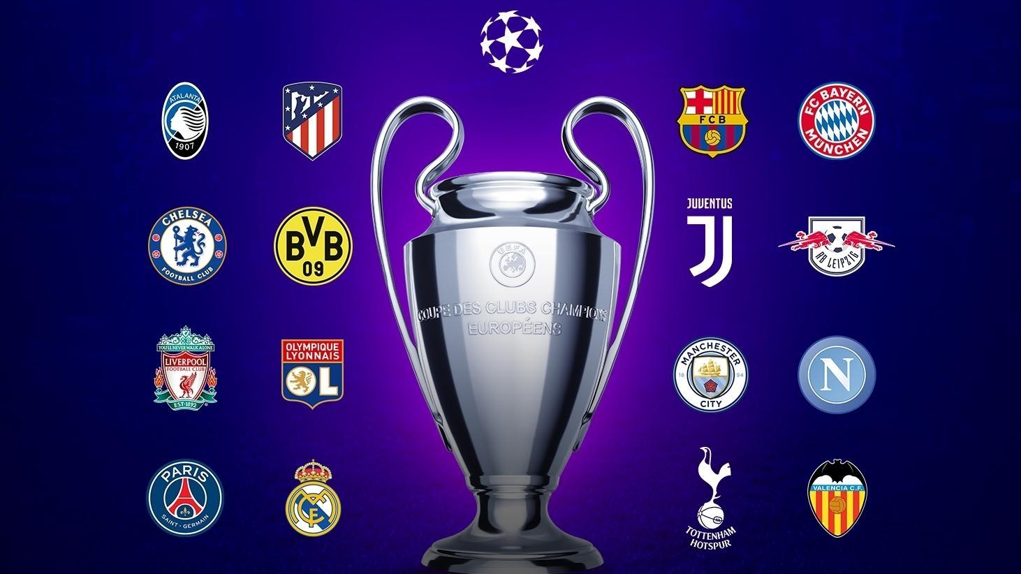 Análisis De Las Eliminatorias De Los Octavos De Final Uefa Champions League Uefa Com