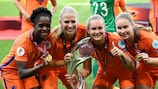 Women's EURO podcast: Netherlands saluted