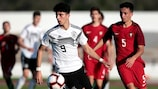 Former winners Germany and Portugal go head to head