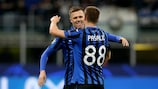 Atalanta are well represented in this week's team