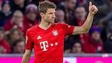 Thomas Müller war bester Torvorbereiter in der abgelaufenden Bundesliga-Saison