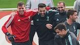 La Juventus cerca di arrivare ai quarti per la quarta stagione consecutiva