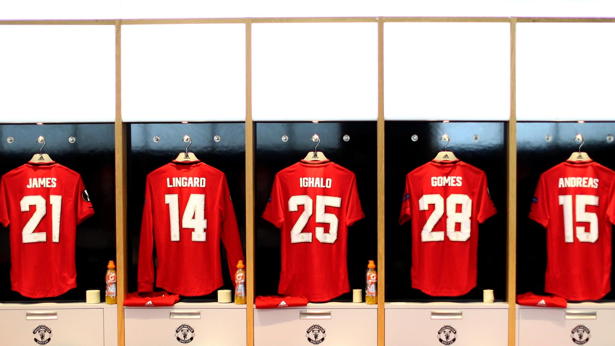 Man United Club Brugge