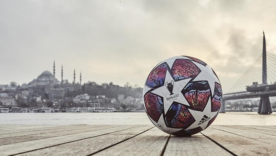 adidas reveals official match ball for 2020 uefa champions league final inside uefa uefa com 2020 uefa champions league final