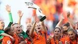 UEFA Women's EURO realiza-se no Verão de 2022