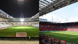 Juventus Stadium and PSV Stadion will stage finals in 2022 and 2023 respectively