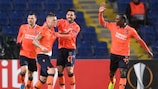 İstanbul Başakşehir staged a dramatic comeback win against Sporting CP in the last 32