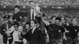 Spanien gewann 1964 im eigenen Land