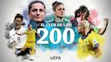 El club de los 200