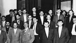L'équipe est la délégation soviétique en France en 1960