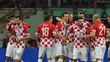 Croatia keeping up appearances