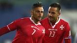 Malta seek to mirror off-field progress