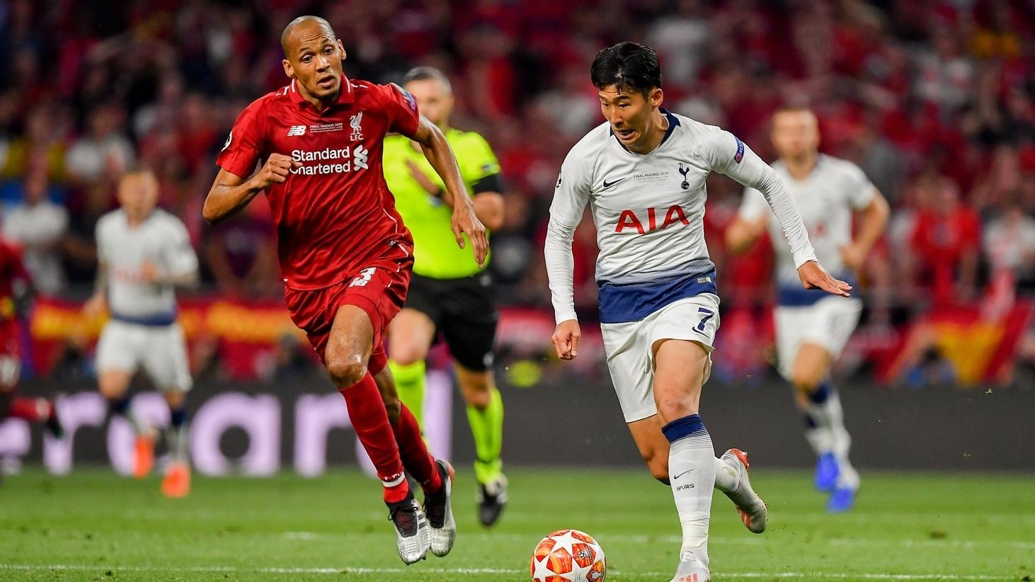 2019/20 UEFA Champions League participants | UEFA Champions League ...