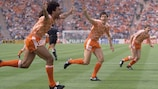 Captained by Ruud Gullit, Netherlands won their first major trophy at EURO 1988