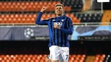 UCL MD8a Player Of The Week winner - Josip Iličić