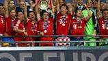 Robben ends Bayern's run of final misery