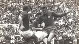 Lors de la finale 1964 de l'EURO
