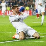 Vuelve a ver el gol del empate del Real Madrid ante el Atlético que forzó la prórroga en la final de Lisboa.