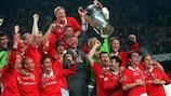 El United es uno de los cinco clubes de este selecto club
