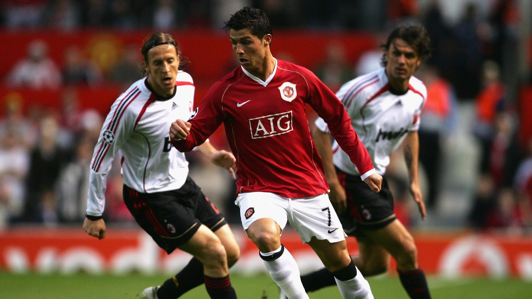 Champions League Classics Milan 3 0 Manchester United Uefa Champions League Uefa Com