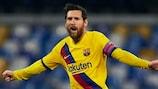 Happy birthday, Lionel Messi!