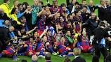 2010/11 FC Barcelona 3-1 Manchester United FC: Report