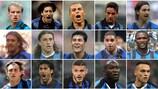 Grandes delanteros del Inter