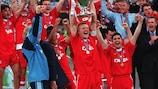 2000/01: Kahn saves day for Bayern